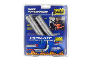 Thermo Tec Thermo-Flex Plug Wire Heat Shields 2 Piece (Part Number: )