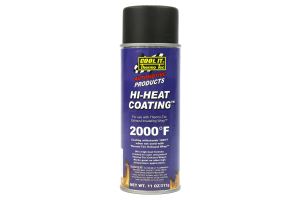 Thermo Tec High Heat Wrap Coating Black ( Part Number: 12001)