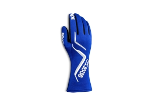 Sparco Land Racing Gloves Blue - Universal