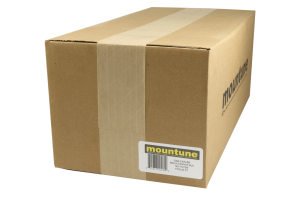 mountune Low Restriction Intake Black ( Part Number:MTN 2363-CAIS-BB)