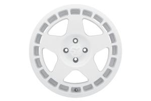 fifteen52 Turbomac 17x7.5 +30 5x100 Rally White - Universal