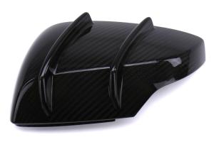 STI Driver Side Dry Carbon Mirror Cover - Subaru WRX / STI 2015 - 2020