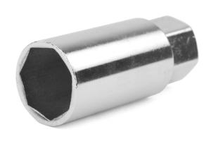 Mishimoto Aluminum Locking Lug Nuts Blue 12x1.25 ( Part Number:MIS MMLG-125-LOCKBL)