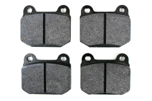 Hawk DTC-70 Rear Brake Pads - Subaru STI 2004-2017 / Mitsubishi Evo / OEM Brembo Applications
