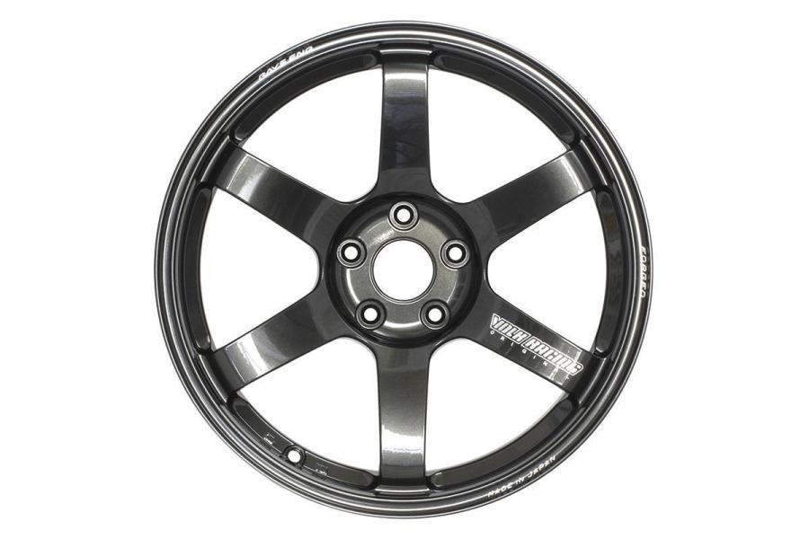 Volk TE37 SAGA 18x10 +41 5x114.3 Gloss Black - Universal
