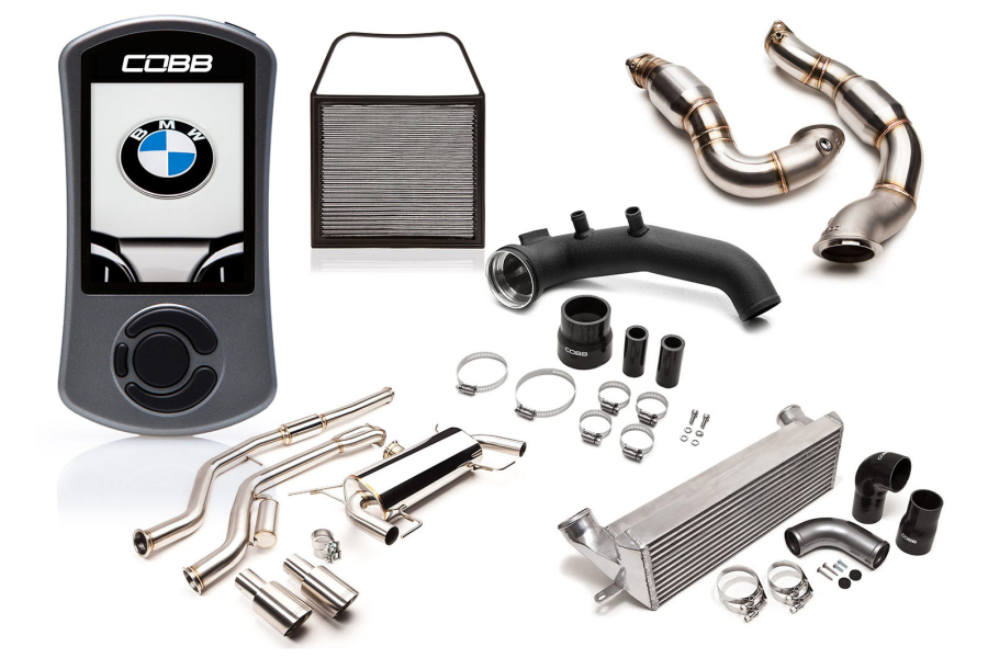 COBB Tuning Stage 3 Power Package - BMW N54 335i 2007-2013