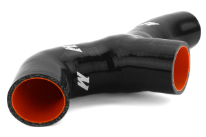 Mishimoto Silicone Intercooler Hoses Black (Part Number: )