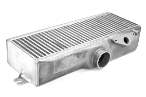 ETS Top Mount Intercooler Silver Core (Part Number: )