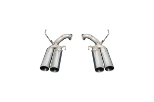 Remark Axleback Exhaus Stainless Single Wall Tip Boso Edition (Part Number: )