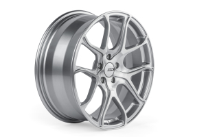 APR S01 19x8.5 +45 5x112 Silver w/ Machined Face - Universal