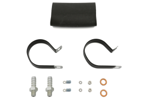 Walbro In Line Fuel Pump Installation Kit ( Part Number:WAL 400-939)