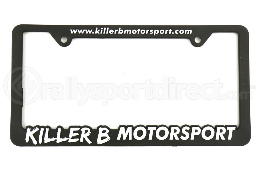 Killer B Motorsport License Plate Frame - Universal