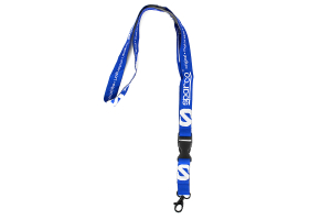 Sparco Lanyard ( Part Number: 099BADGE)