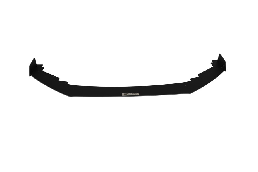 Maxton Design V3 Black Facelifted Racing Splitter (Part Number:SUBRZ1FCNCFD3A)