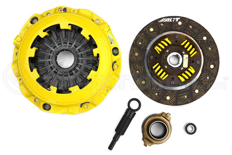 ACT Xtreme Duty Performance Street Disc Clutch Kit (Part Number:SB9-XTSS)