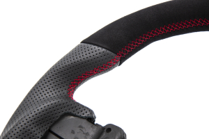 OLM Pro Alcantara / Leather Steering Wheel - Subaru WRX / STI 2015+