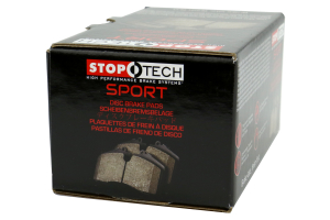Stoptech Sport Front Brake Pads ( Part Number:STP 309.06470)