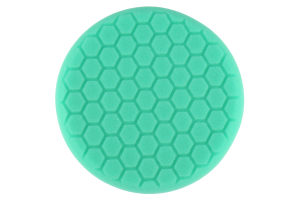 Chemical Guys Hex-Logic Self-Centered Light Cut-Heavy Polish Pad Green 7.5 Inch - Universal