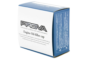 Prova Black Hex Oil Filler Cap ( Part Number:PRV 94000MS0110)