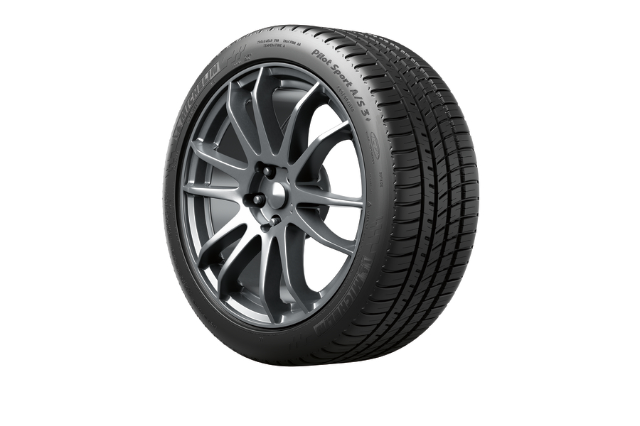 Michelin Pilot Sport All-Season 3+ Performance Tire 255/35ZR18 (94Y) (Part Number:72614)