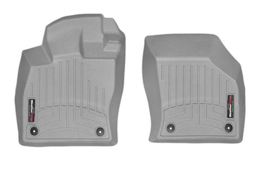Weathertech Floorliner Grey Front - Volkswagen Golf/GTI (Mk7) 2015+ / Audi A3/S3 2015+