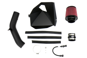 Grimmspeed StealthBox Cold Air Intake Black - Subaru WRX 2015-2018