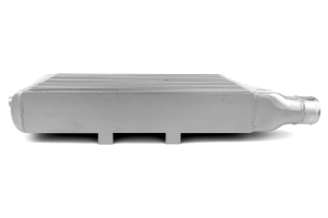 Mishimoto Front Mount Intercooler Silver (Part Number: )