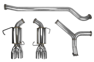 ETS Catback Exhaust (Part Number: )