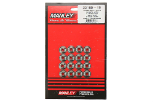 Manley Performance Titanium Spring Retainers ( Part Number:MAN 23185-16)