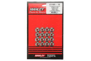 Manley Performance Titanium Spring Retainers (Part Number: )