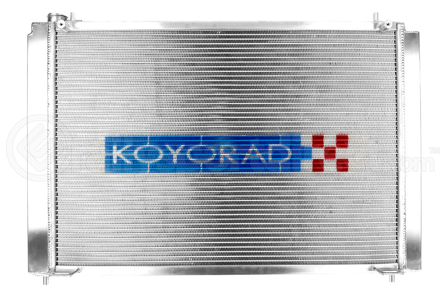 Koyo Hyper-V Aluminum Racing Radiator (Part Number:VH021568)