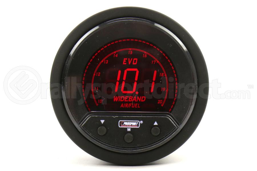 ProSport Premium Evo Digital Wideband Air Fuel Ratio Kit w/Bosch Sensor (Part Number:216EVOAFRPK4.9-WO-NW)