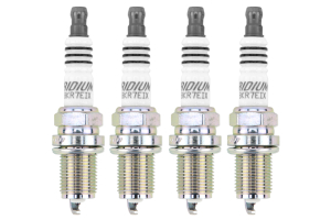 NGK Iridium Spark Plugs One Step Colder 2667 ( Part Number:NGK BKR7EIX-GRP)