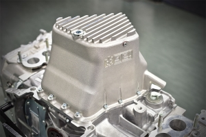 IAG EJ Competition Series Oil Pan w/ Removable Comp Series Lower Baffle - Subaru Models (inc. 2004-2007 STI / 2002-2014 WRX)