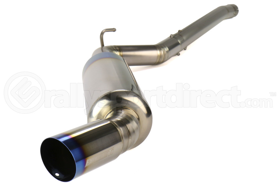 Tomei Expreme Ti Titanium Cat Back Exhaust System ( Part Number:TOM TB6090-FR01A)