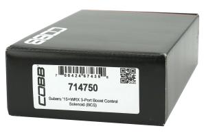 COBB Tuning 3-Port Boost Control Solenoid ( Part Number:COB 714750)