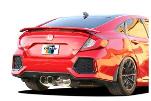 Greddy Supreme SP Catback Exhaust - Honda Civic SI Sedan 2017+