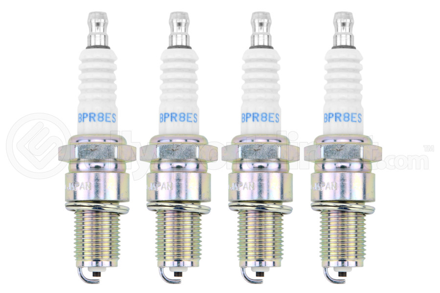 NGK Copper Spark Plugs One Step Colder 3923 (Part Number:BPR8ES-GRP)
