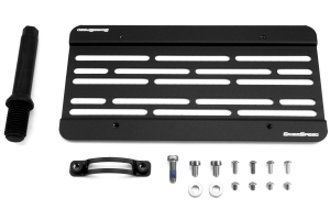 GrimmSpeed License Plate Relocation Kit ( Part Number:GRM 094062)