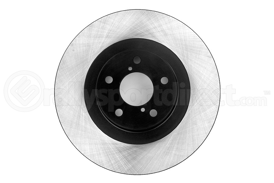 Centric Premium Brake Rotor Single Front ( Part Number:STP 120.47018)