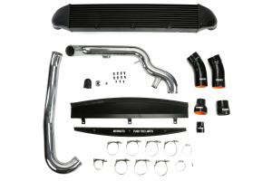 Mishimoto Performance Intercooler Kit Silver Piping/Black Core - Ford Fiesta ST 2014+