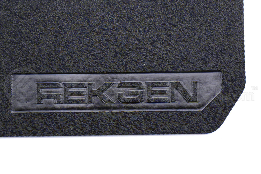 Rek Gen Performance Rally Mud Flaps w/ Black Logo - Subaru WRX / STI 2015+