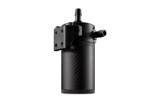 Mishimoto Carbon Fiber Baffled Oil Catch Can - Universal