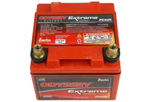 Odyssey Extreme Series 12v Battery w/ Metal Jacket ( Part Number: PC925MJT)