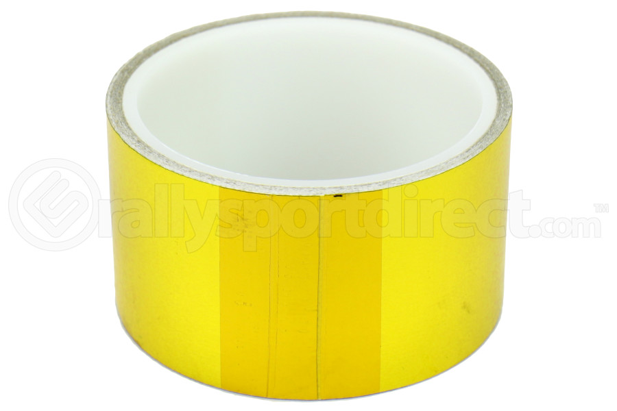 ProSport Gold Reflective Heat Tape 2in x 15ft Roll ( Part Number:PRS HEA-GWRAP-15)