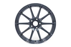 Enkei TS-10 18x9.5 +35 5x114.3 Blue Silver - Universal