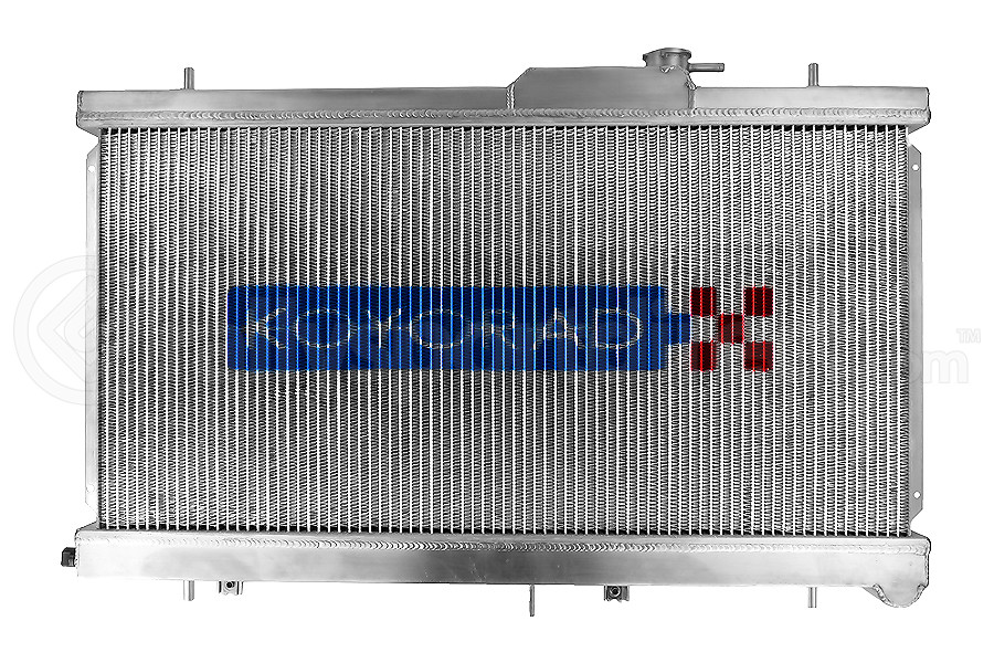 Koyo Aluminum Racing Radiator Manual Transmission (Part Number:VH091672)