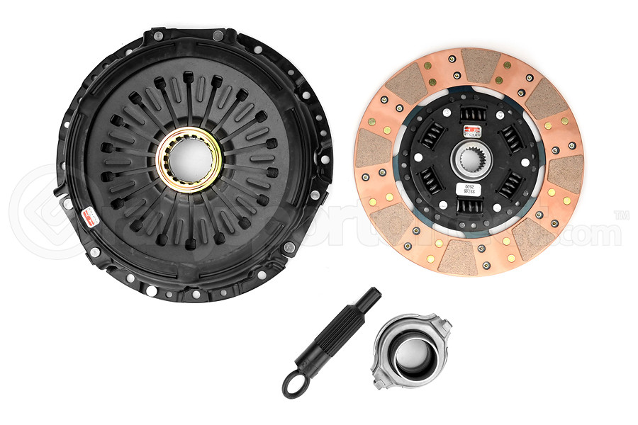 Competition Clutch Stage 3 Segmented Ceramic Clutch Kit (Part Number:5152-2600)