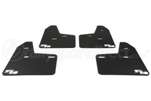 RokBlokz Short Rally Mud Flaps - Ford Focus ST 2013-2017