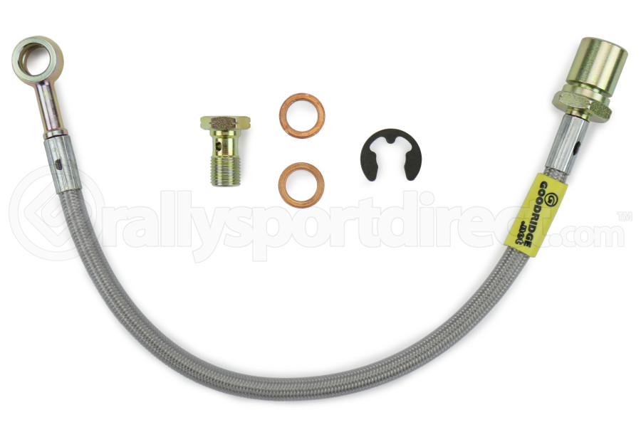 GoodRidge Stainless Steel Coated Clutch Line Subaru (Part Number:24216-CLU-STICL)